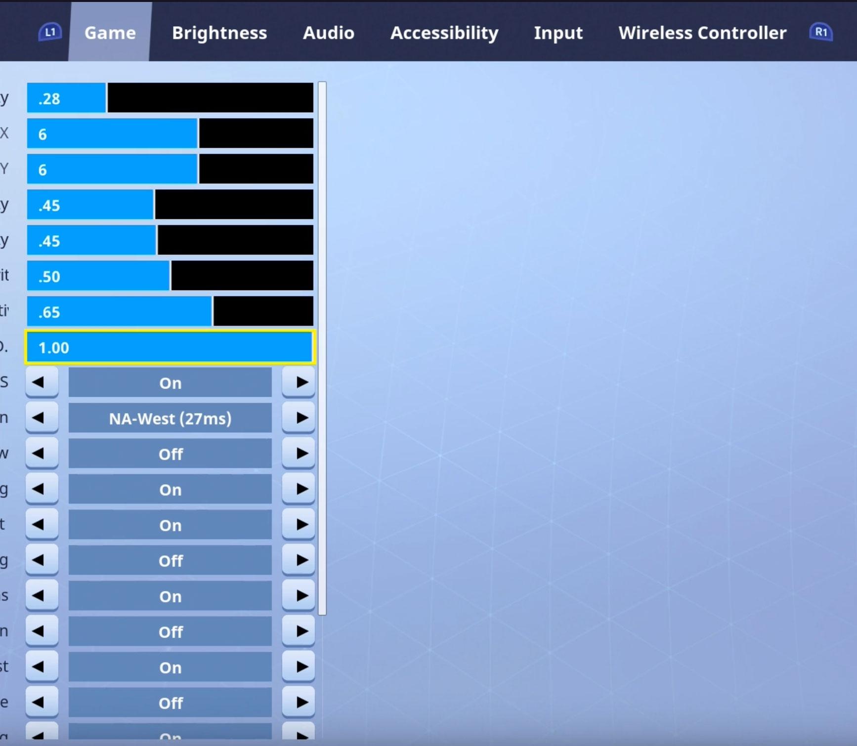 Nick Eh 30 Fortnite Settings Keybinds Updated February: NICKMERCS Fortnite Settings & Keybinds (Updated September