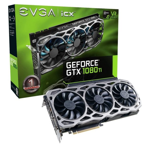 EVGA GeForce GTX 1080 Ti