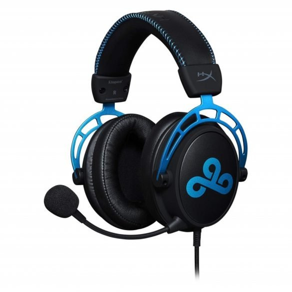 HyperX Cloud Alpha Gaming Headset - Cloud9 Edition