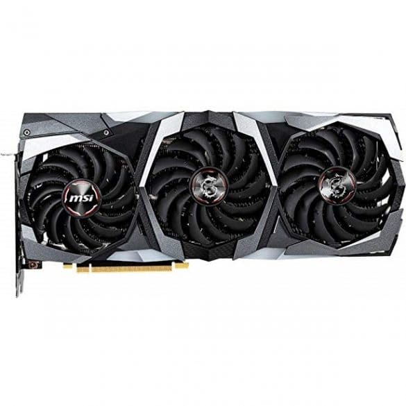 MSI Gaming GeForce RTX 2080 8GB GDRR6 256-bit VR Ready Graphics Card