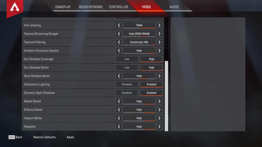 alanzoka apex legends settings 2