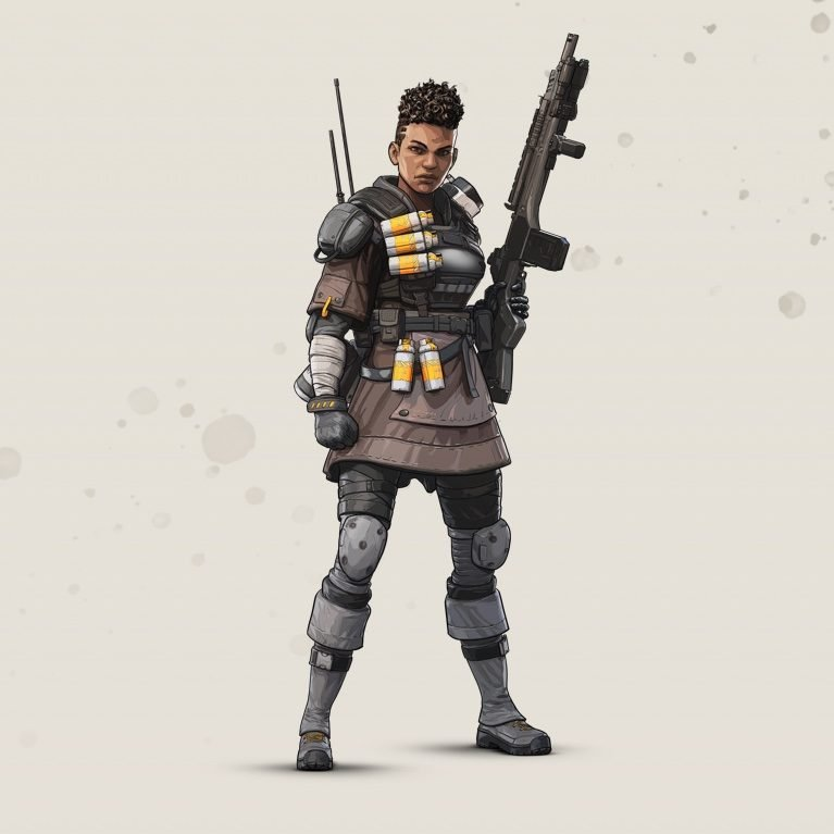 apex legends bangalore character