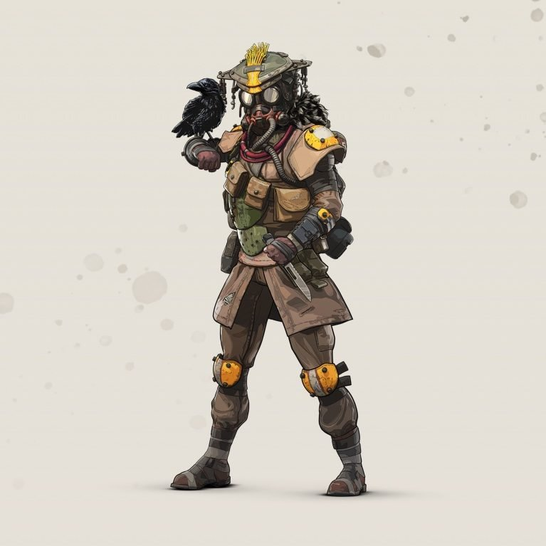apex legends bloodhound character