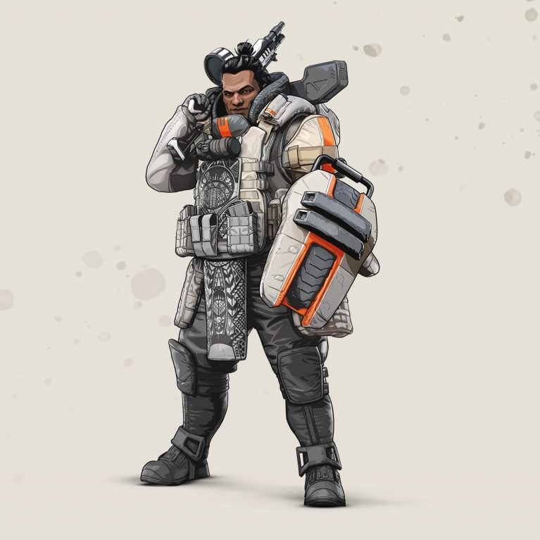 apex legends gibraltar character