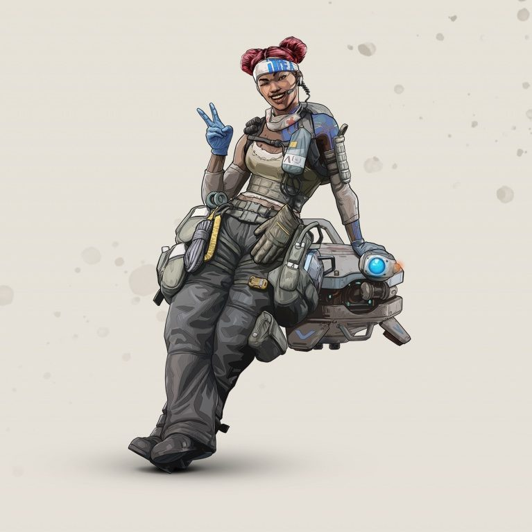 apex legends lifeline character