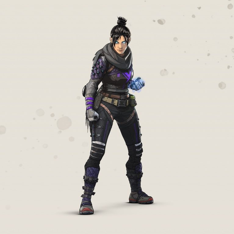 apex legends wraith character