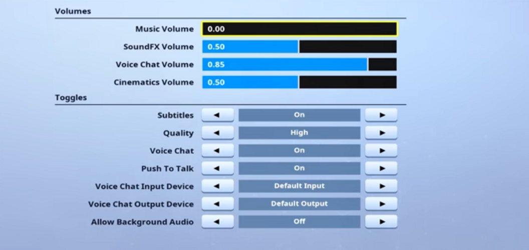 Gronky Fortnite Settings Amp Keybinds Updated January 2020
