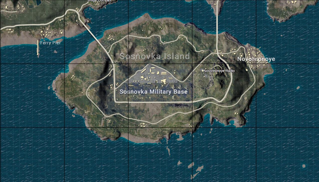 Erangel Location Guide