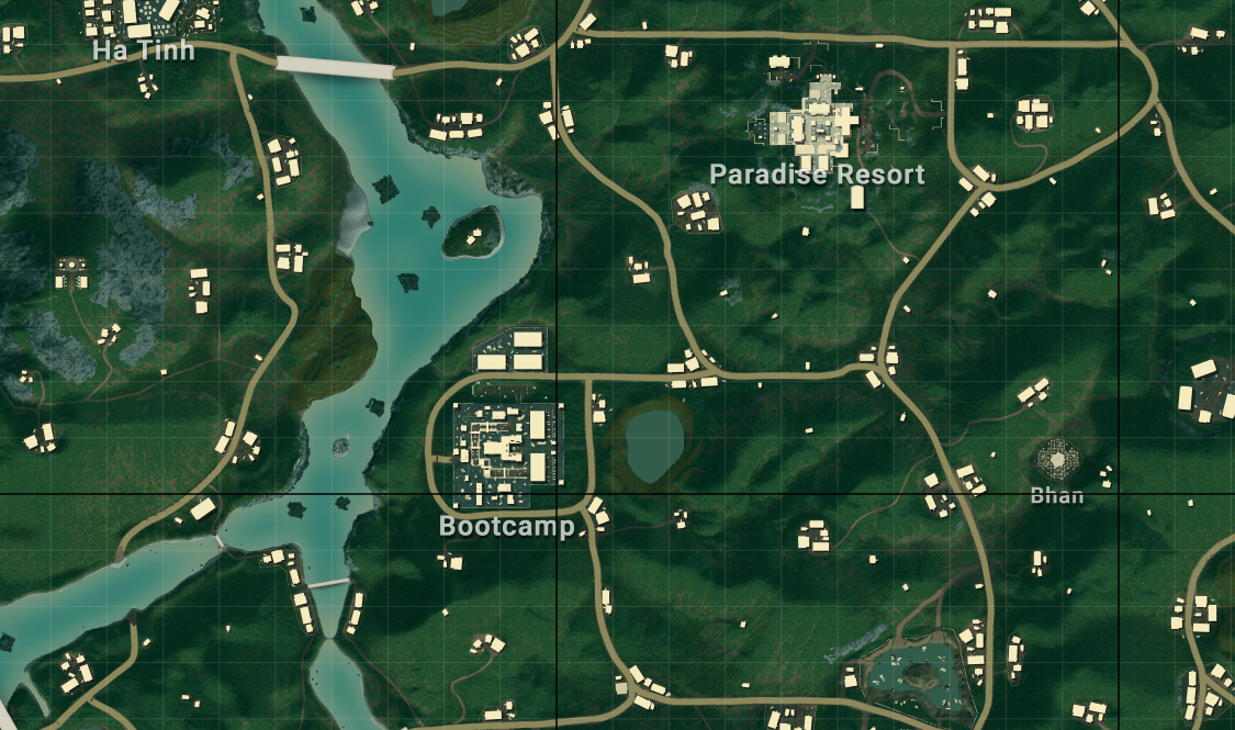 PUBG Location Guide Sanhok