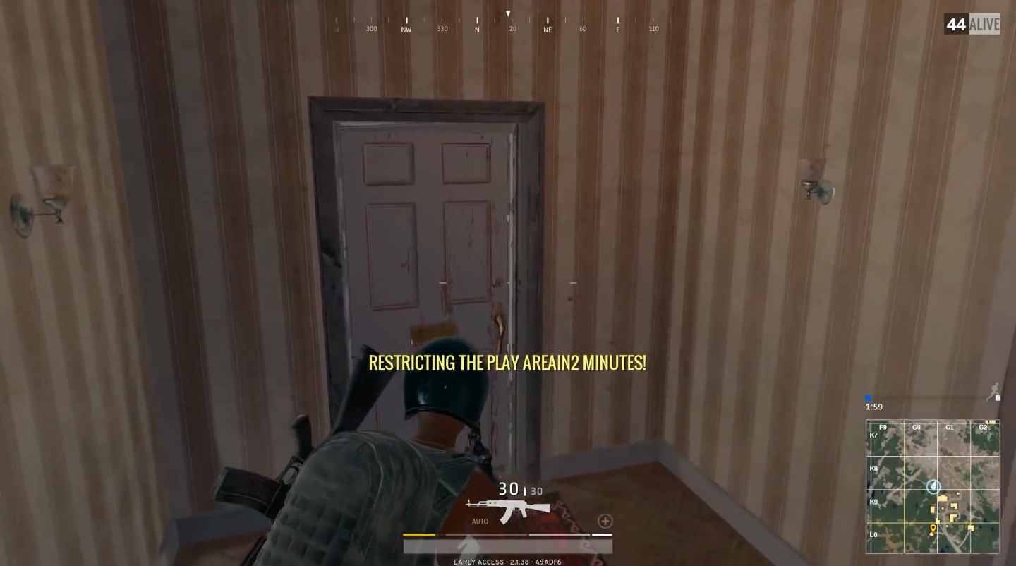Defending A House in PUBG