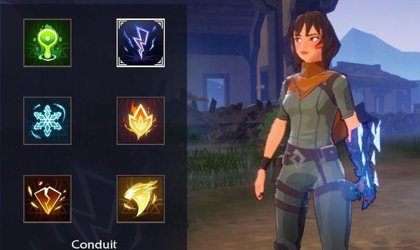 Spellbreak Character Classes Guide