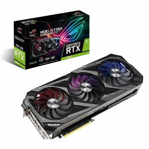 ASUS ROG Strix NVIDIA GeForce RTX 3090 OC