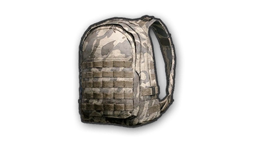 PUBG Equipment and Consumables