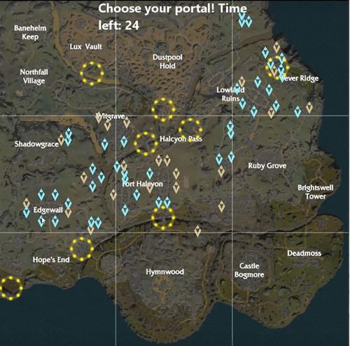 Spellbreak Map Guide