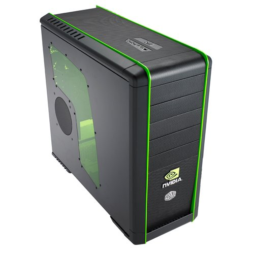 Cooler Master 690 nVidia Special Edition