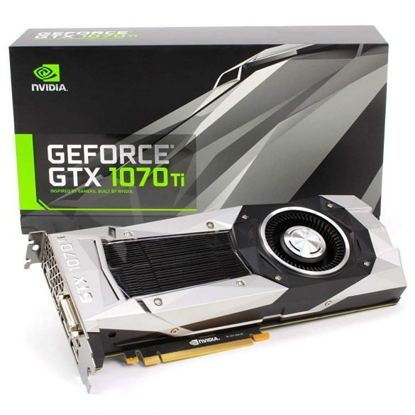 Nvidia GEFORCE GTX 1070 Ti - FE