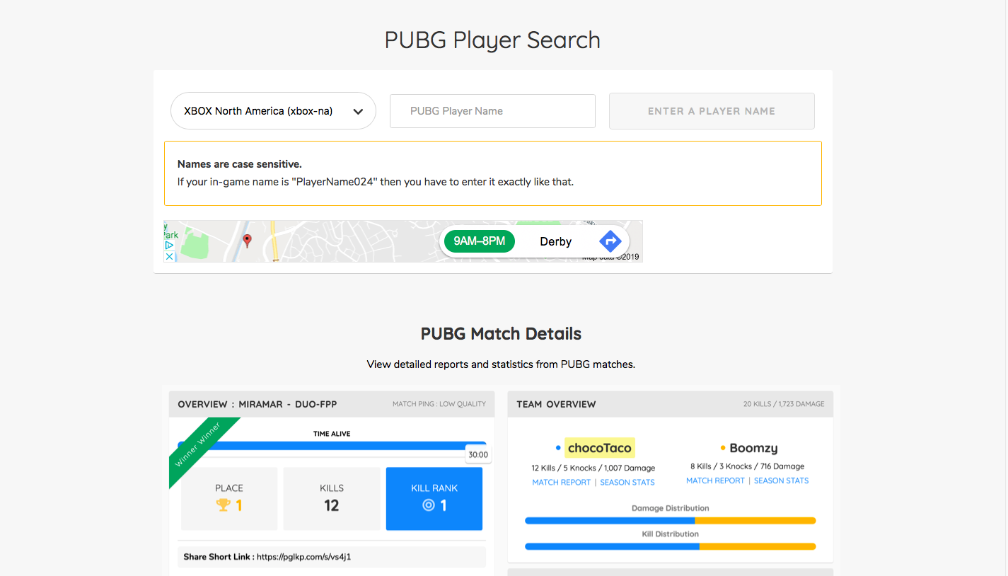 The Best PUBG Stats Trackers