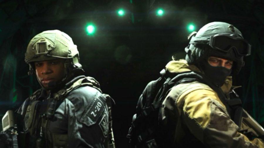 Call of Duty: Modern Warfare Field Upgrades