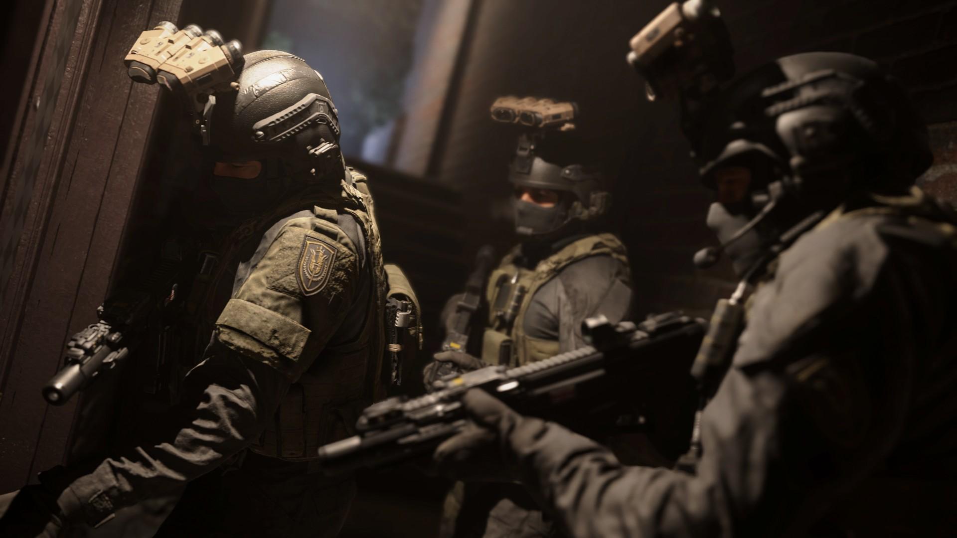 Call of Duty: Modern Warfare Perks