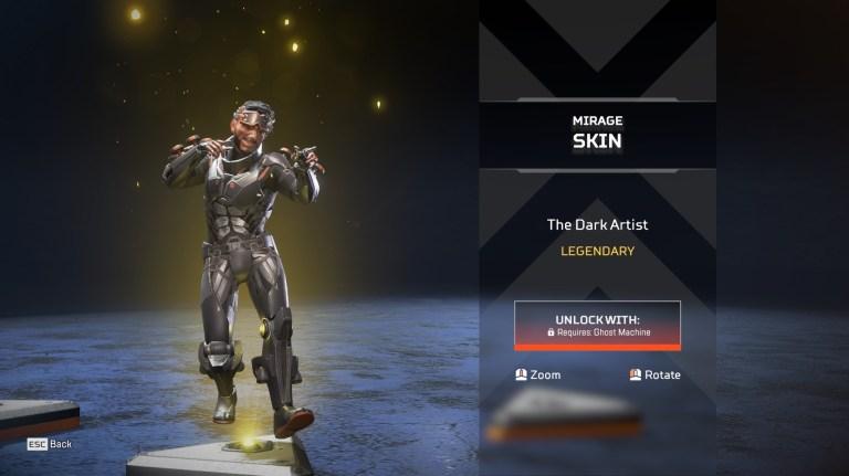 Rarest Apex Legends Skins Season 2