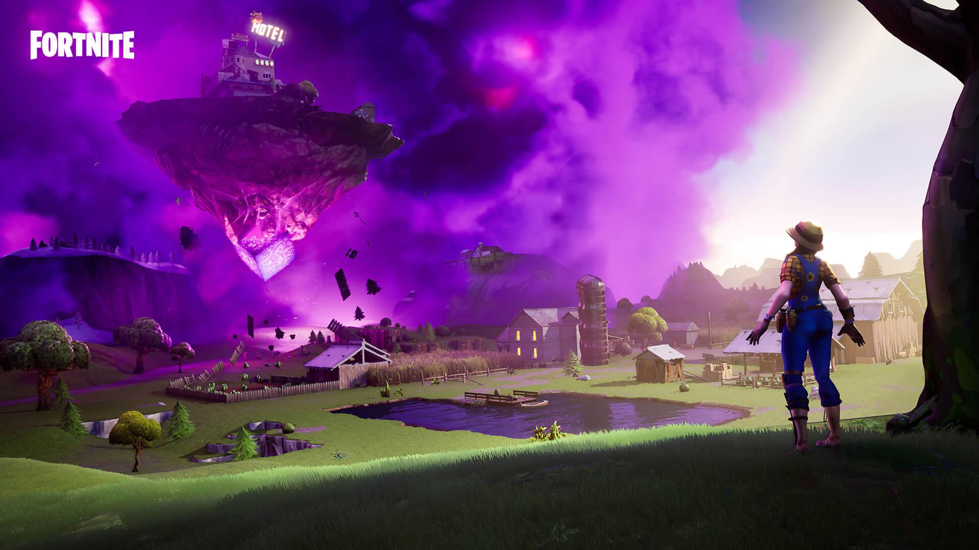 Fortnite v10.20 Content Update