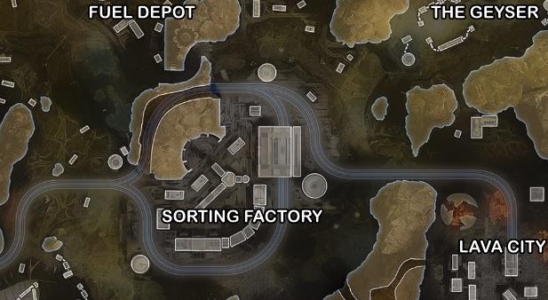 Apex Legends World's Edge Location Guide