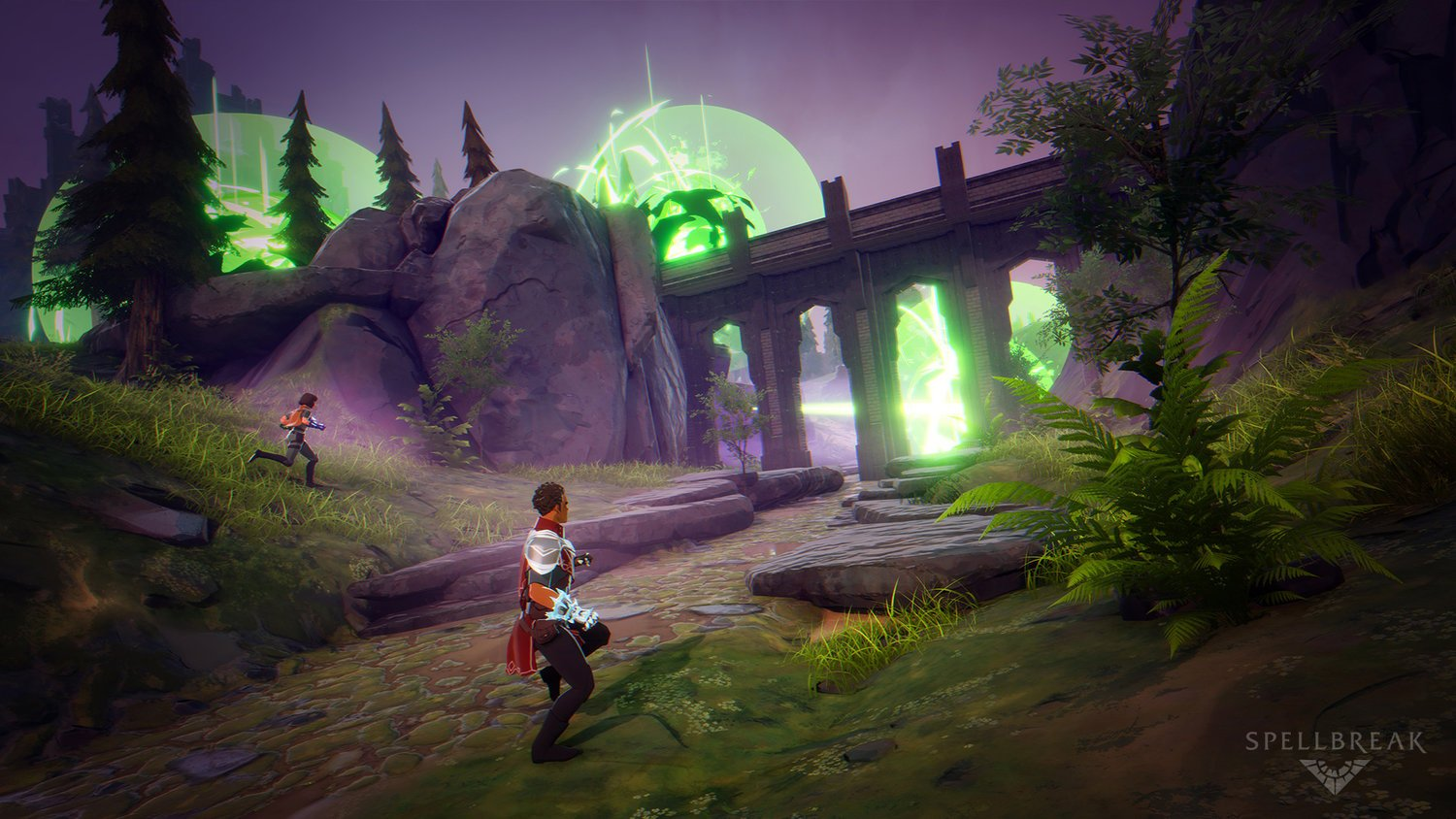 Spellbreak Closed Beta