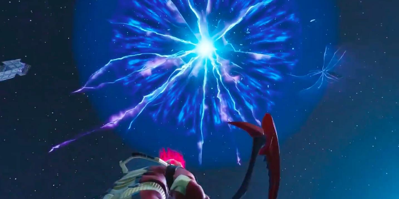 The End and Season 11 Fortnite