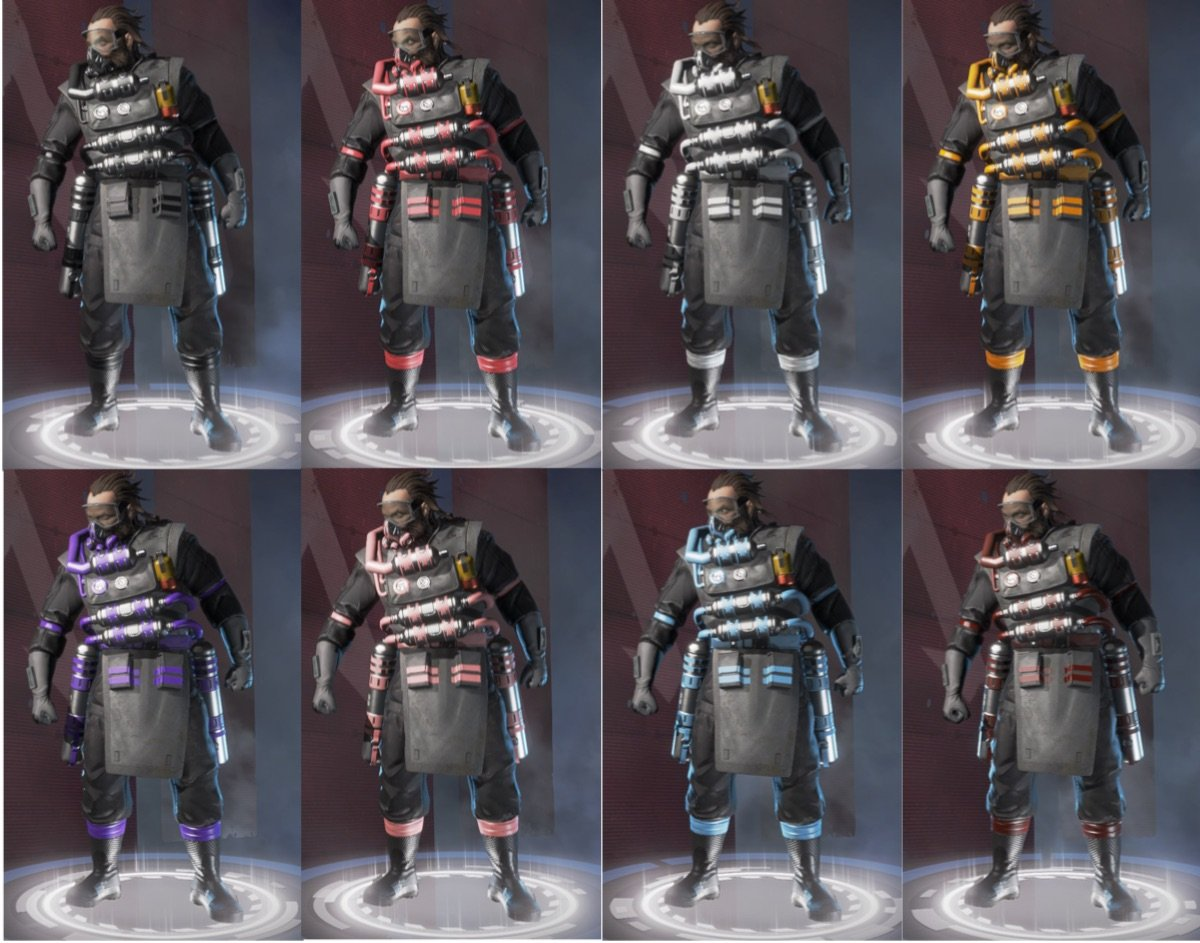 Every Caustic Skin