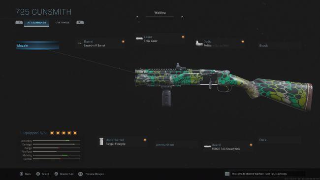Best Call of Duty: Modern Warfare Shotgun Loadouts