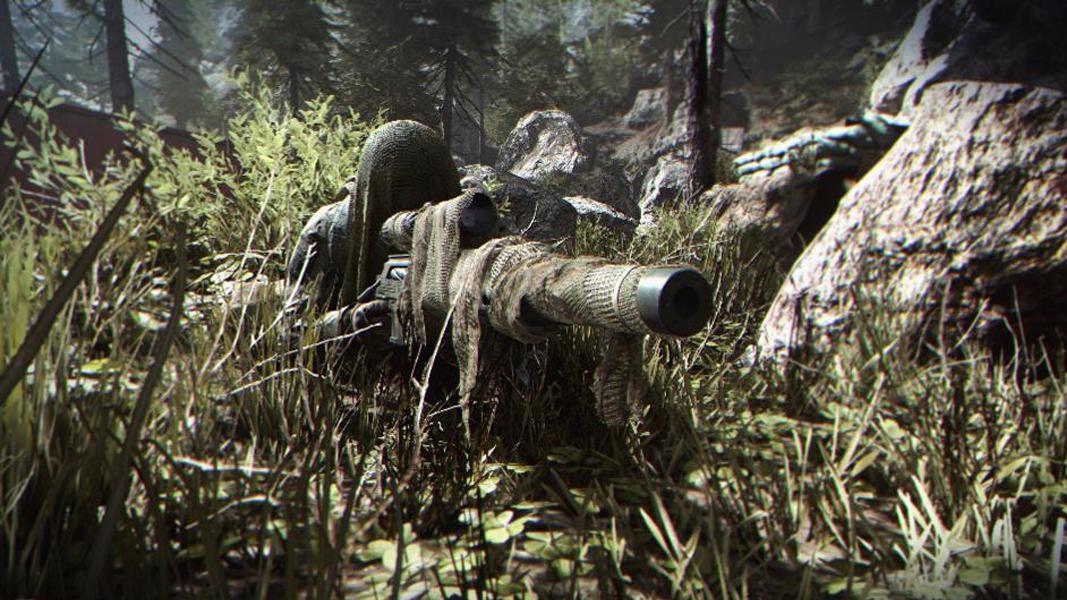 The Best Sniper Loadouts Call of Duty: Modern Warfare