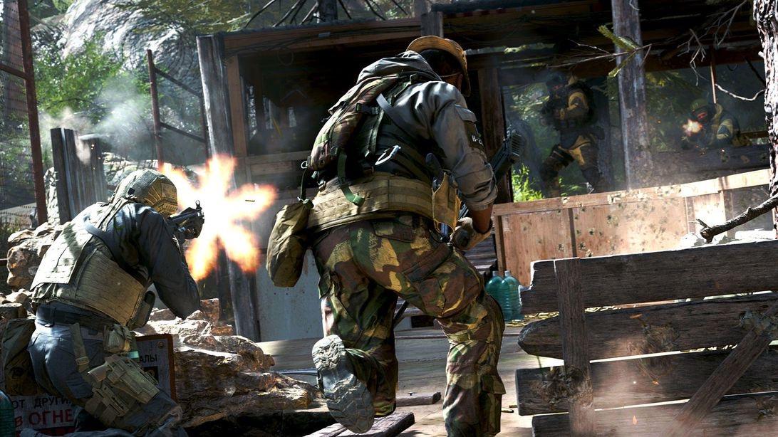 Call of Duty: Modern Warfare 1.09 Patch