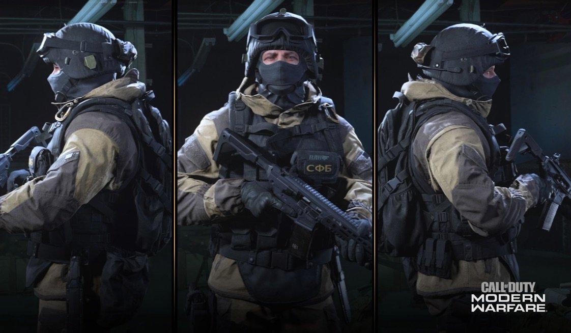 call of duty warzone characters skins
