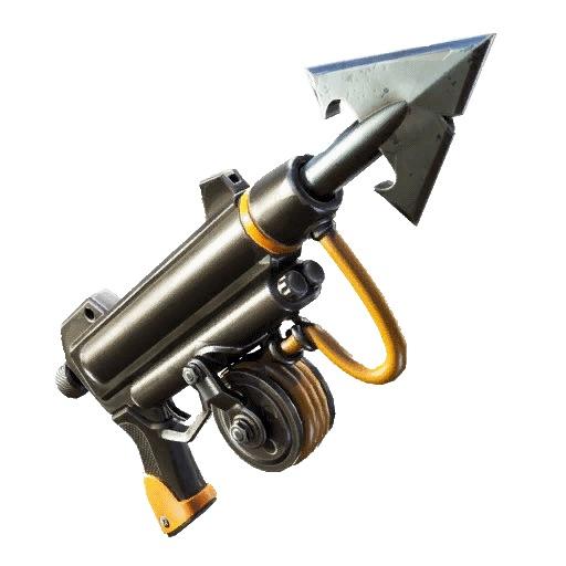 Harpoon gun and Weapon Nerfs