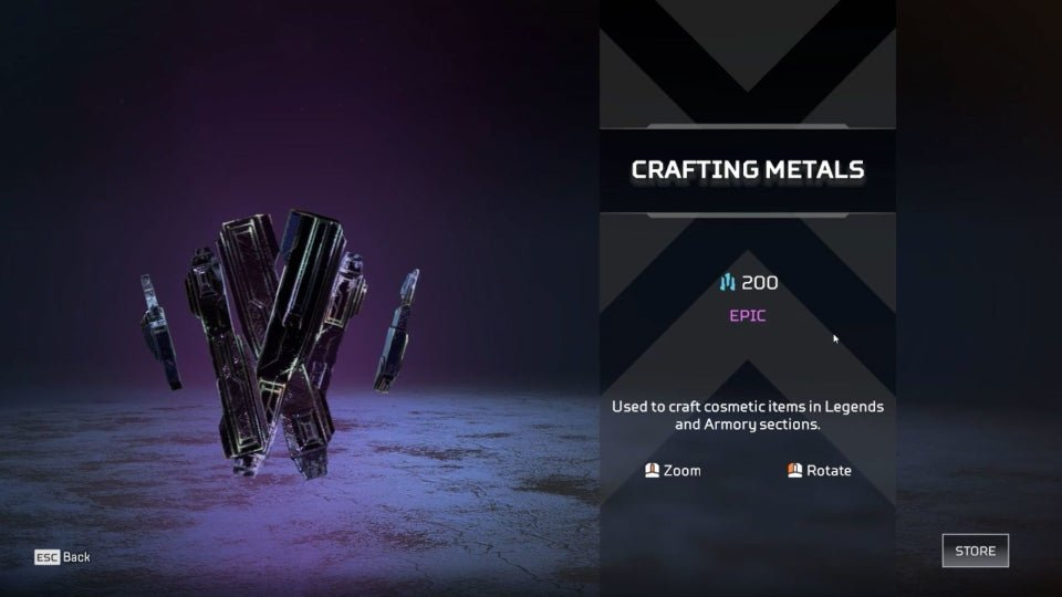 Apex Legends How to Get More Crafting Materials