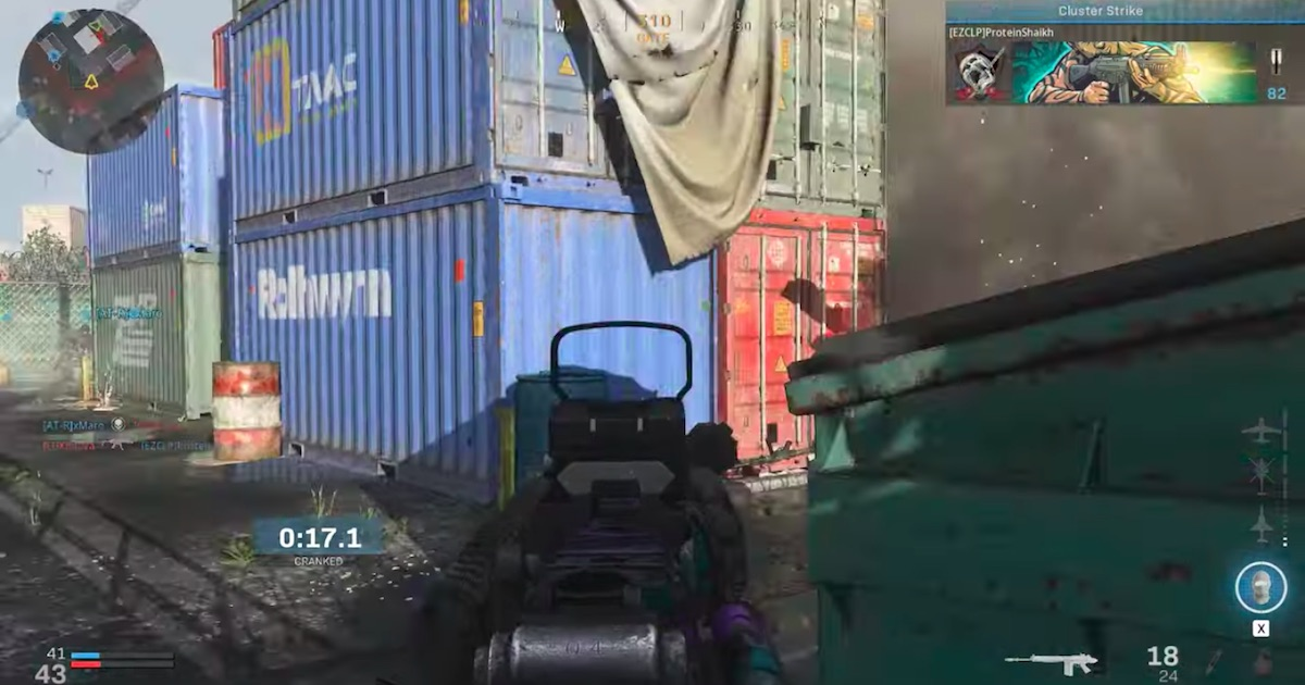 Call of Duty Cranked Tips and Tricks