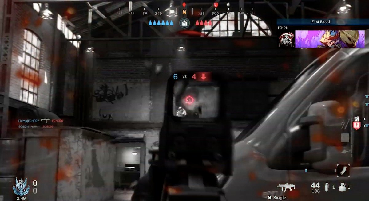 level up weapons fast in Call of Duty: Modern Warfare