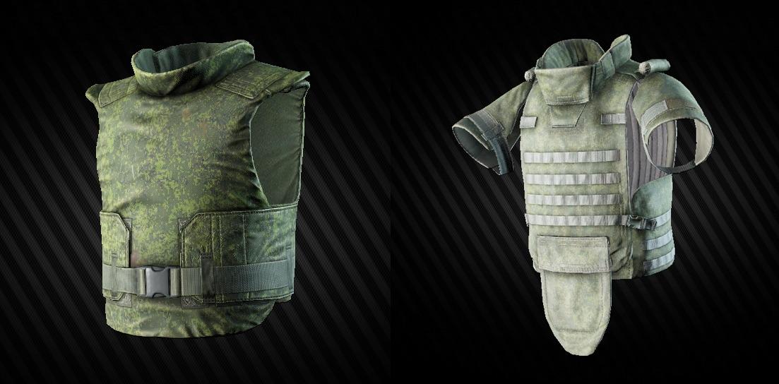 Escape from Tarkov Armor Guide