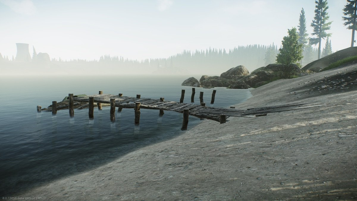 Escape From Tarkov Woods Map Guide