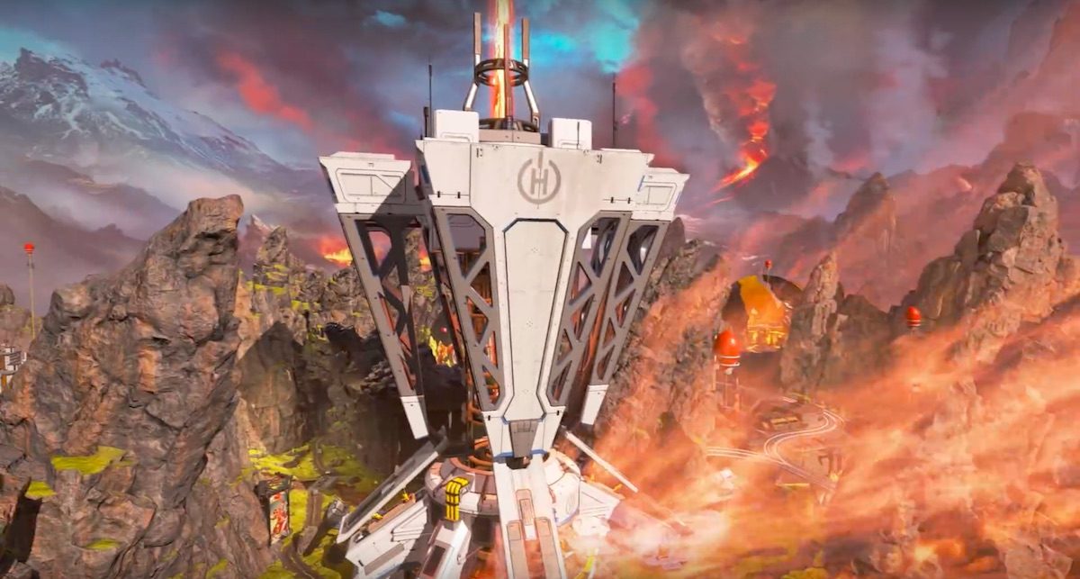 Apex Legends Season 4 Map Changes