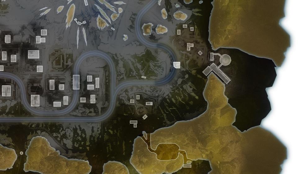 Apex Legends Season 4 Map