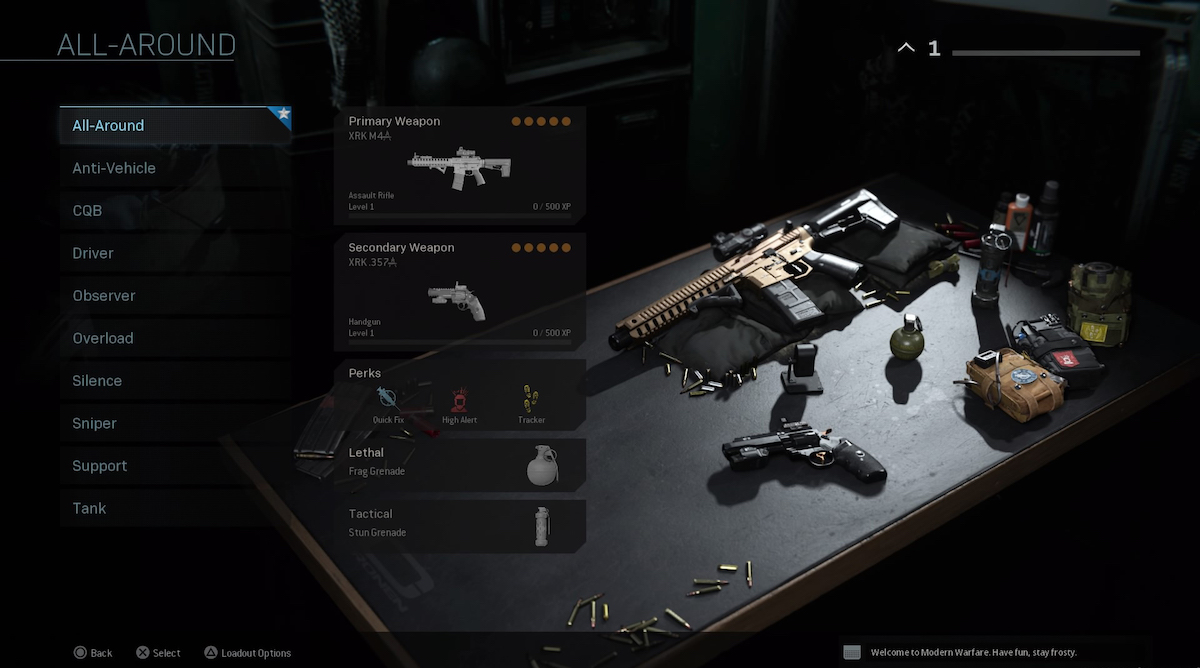 Call of Duty Warzone Attachments Guide
