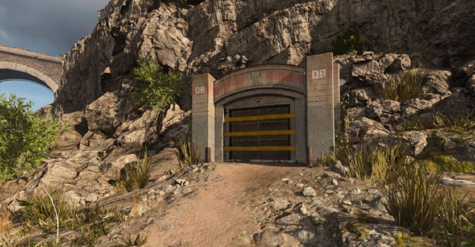 Call of Duty Warzone bunkers