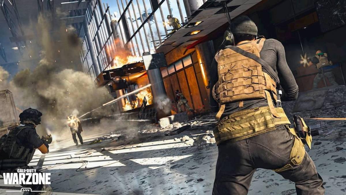 The Best Call of Duty Warzone Killstreaks