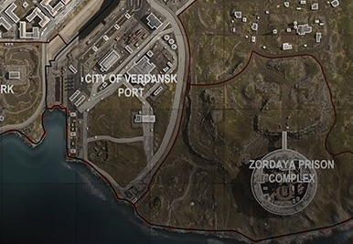 Call of Duty Warzone Map Guide
