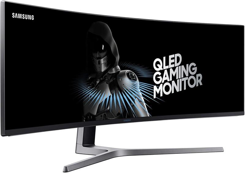 Samsung 49-Inch CHG90 144Hz Curved Gaming Monitor