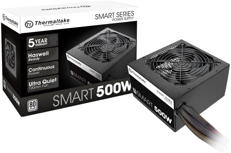 budget pc build power supply