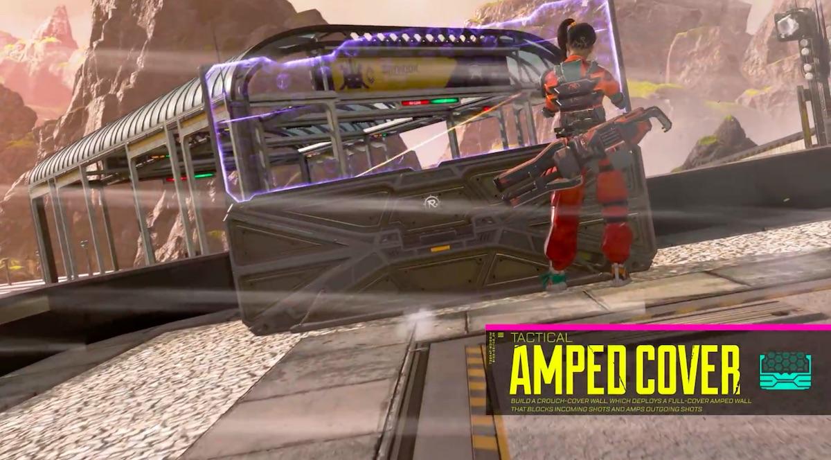 Rampart Apex Legends Guide