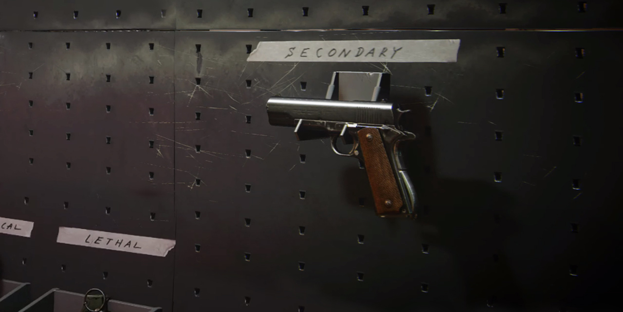 Call of Duty Cold War Secondary Weapons