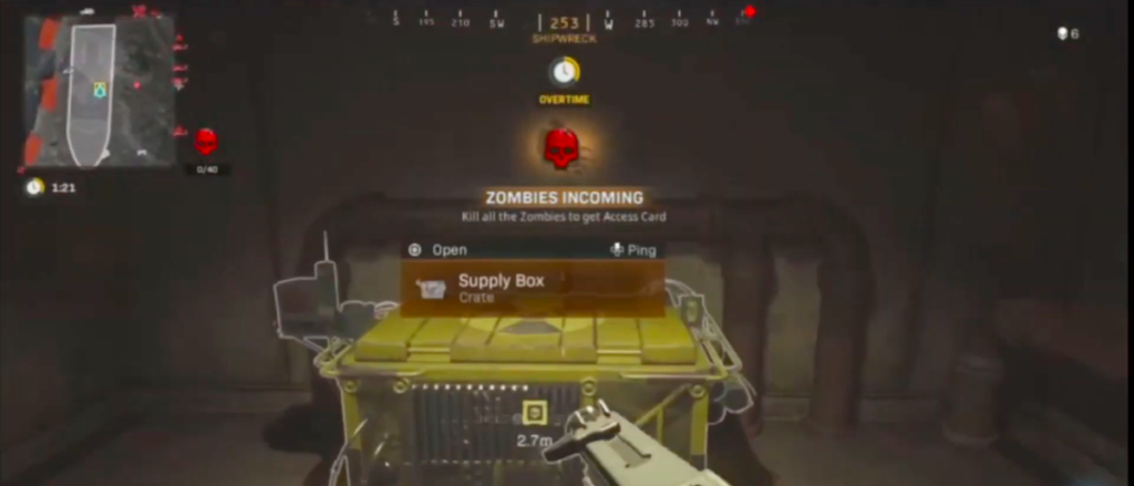 Warzone Yellow Access Card Guide